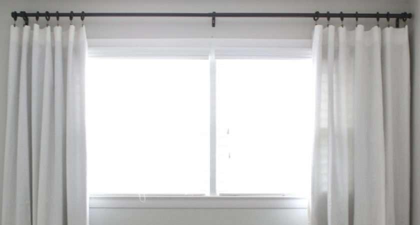 Hang Curtain Panels Menzilperde