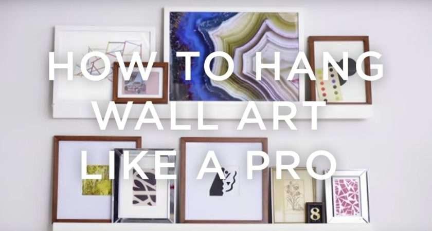 Hang Wall Art Like Pro West Elm Youtube