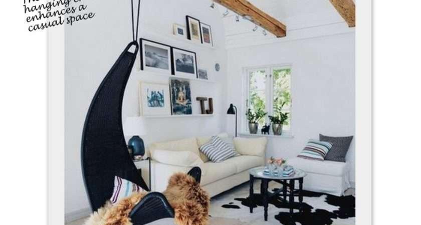 Hanging Chair Heaven Summer Furniture Trend Design Lovers Blog