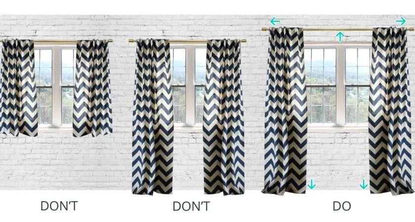 Hanging Curtains Tips Curtain Menzilperde