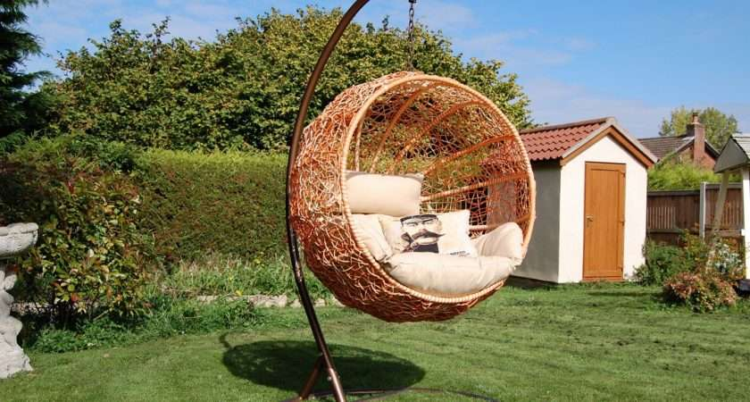 Hanging Egg Chair Outdoor