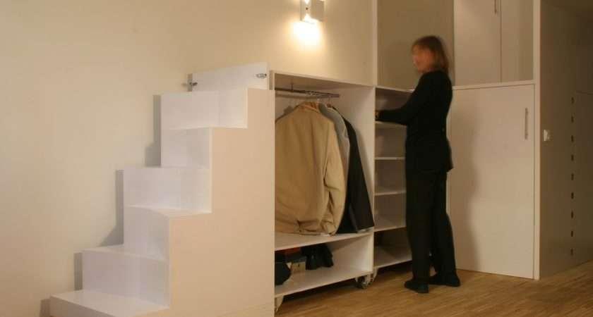 Happen Reading Compact Loft Madrid Displaying Smart Storage