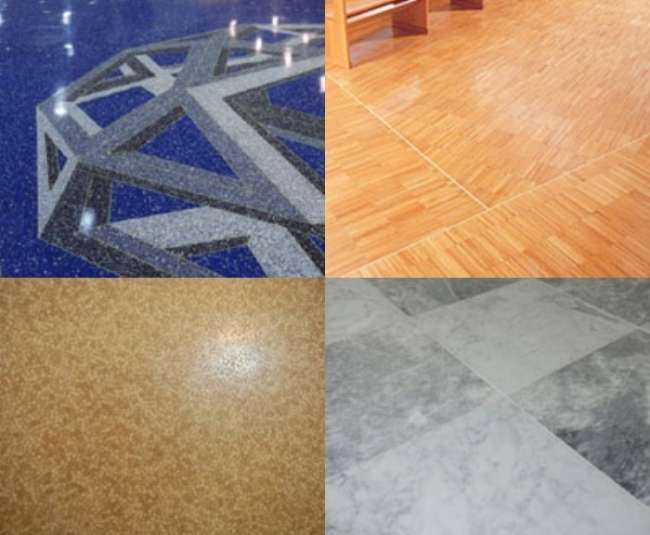 Hard Floor Maintenance Various Types Surfaces