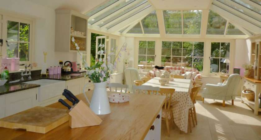 Hardwood Purpose Built Malbrook Bespoke Service Kitchen Rooms