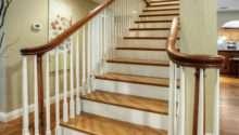 Hardwood Stair Treads Folsom Woodworks