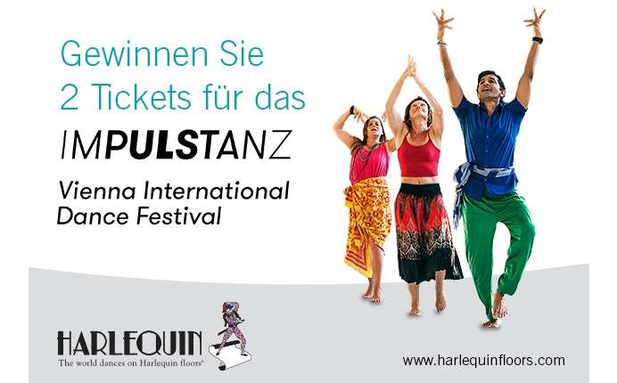 Harlequin Floors Verlost Tickets Impulstanz Vienna