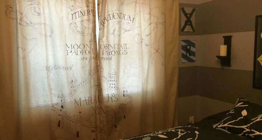 Harry Potter Bedroom Curtains Psoriasisguru