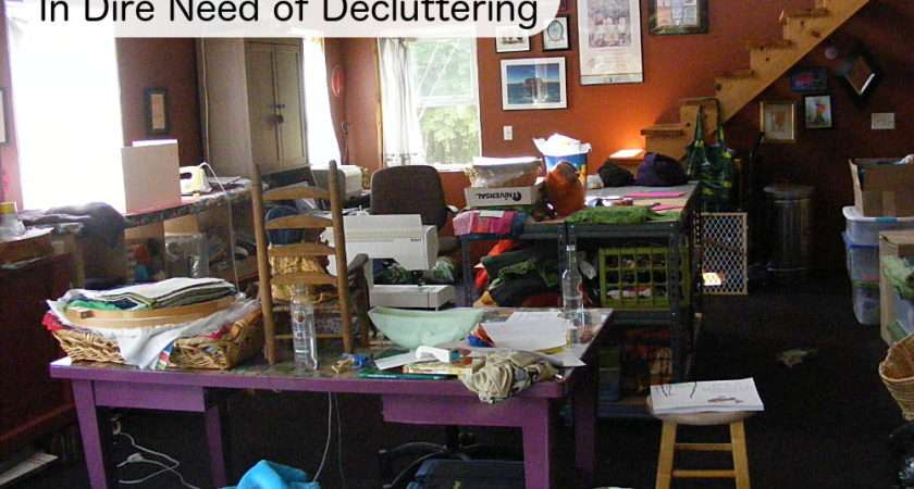 Have Tips Declutter Craft Room Fun
