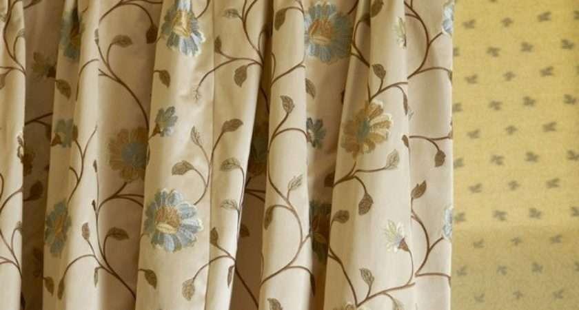 Hazlewood Fabric Charlton Collection Eyelet Made