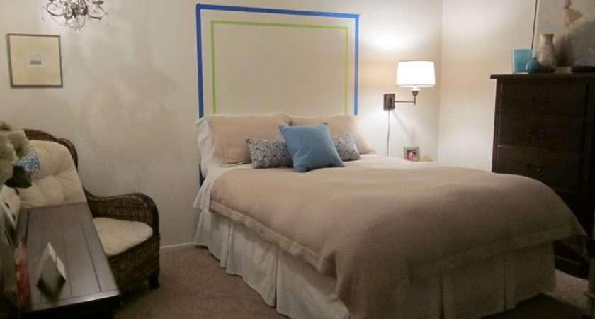 Headboard Cover Fabric Ideas Diy Cardboard Bedroom