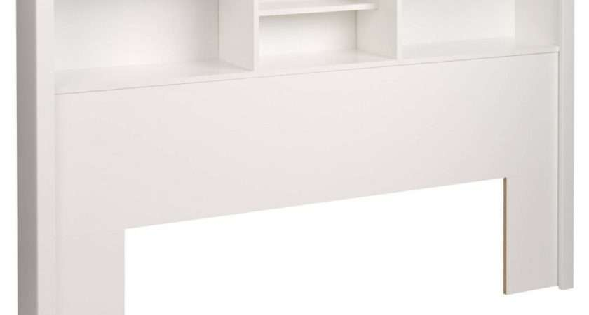 Headboard Shelf Plans Modern Shelves