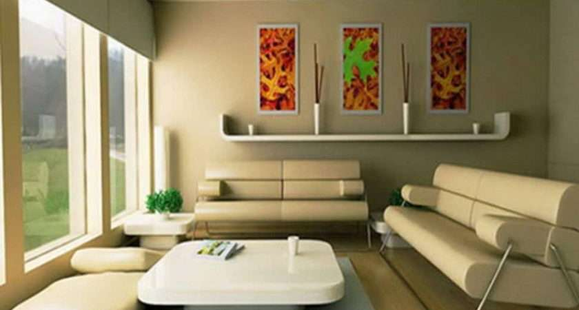 Healthy Living Room Modern Interior Paint Ideas