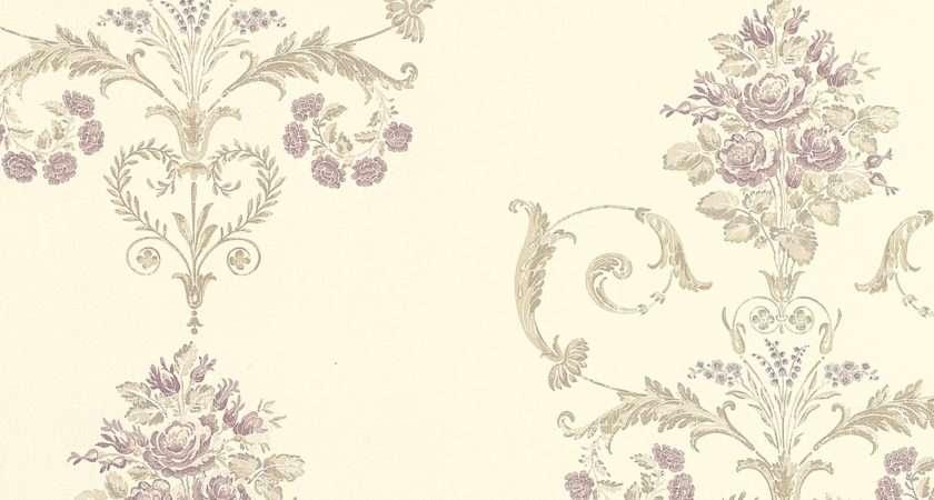Henrietta Lavender Floral Laura Ashley