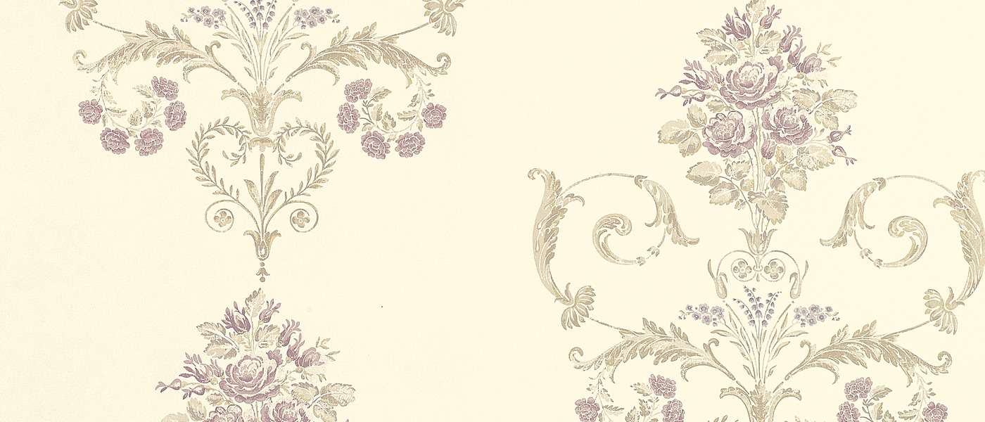 Henrietta Lavender Floral Laura Ashley