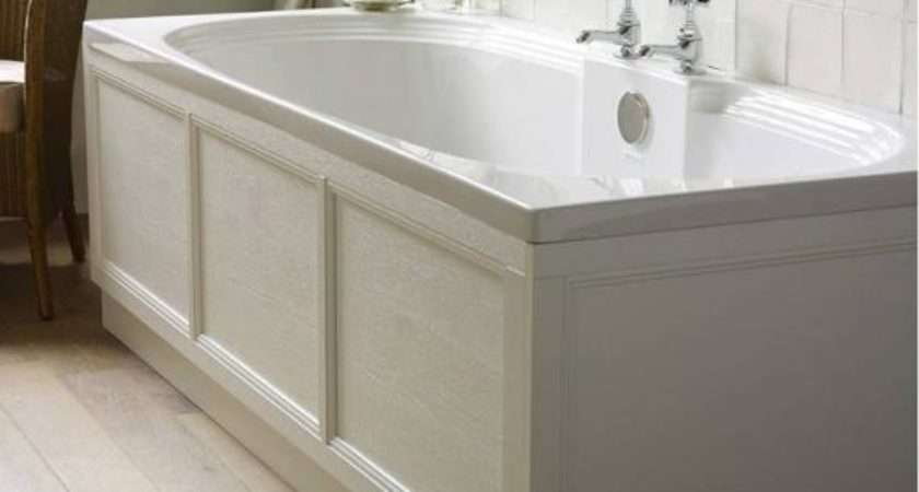 Heritage Oyster Wooden Front Bath Panel Victorian