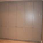 Herne Hill Windsor Range Wardrobes Project