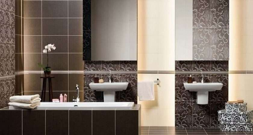 Hexagon Bathroom Floor Tile Classic Black White