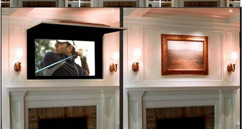 Hidden Cabinet Tvcoverups