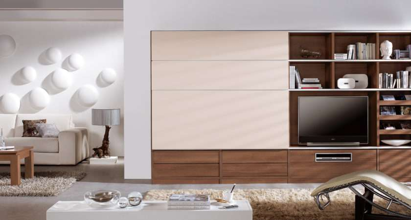 Hidden Units Entertainment Cabinets Shelving Sliding Doors