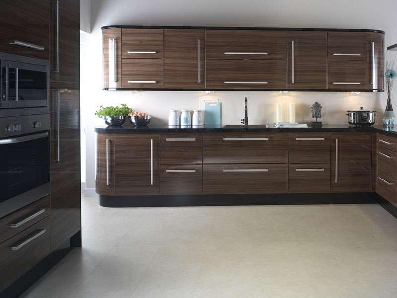 High Gloss Kitchen Cabinet Design Ideas Designs