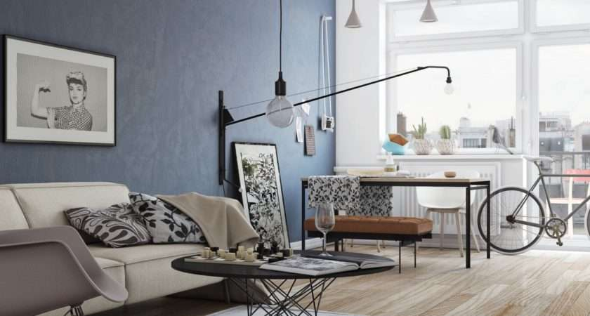 Hipster Living Room Design Interior Ideas