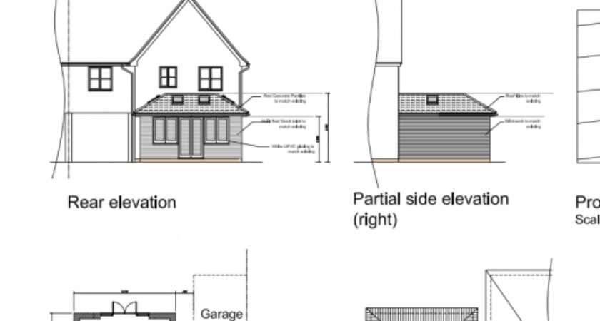Hiring Architect Draw Extension Plans