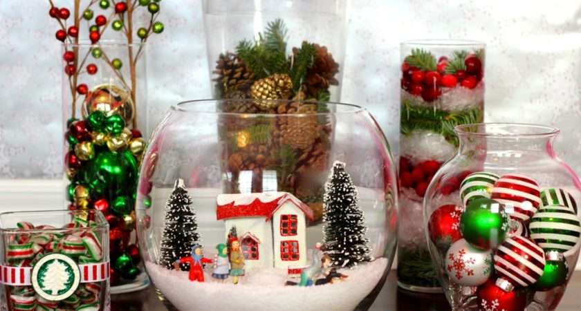 Holiday Vase Fillers Inspired Home