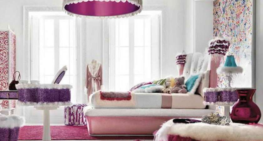 How To Decorate A Girly Bedroom - Moncler-Factory-Outlets.com