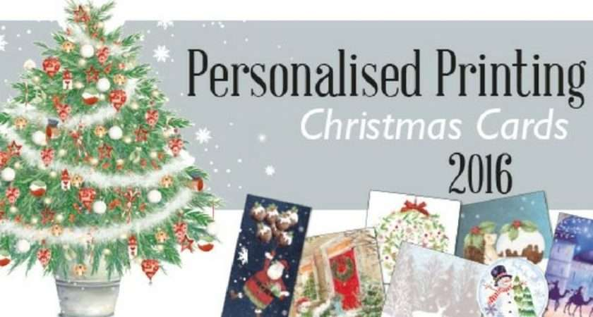 Home Christmas Personalised Cards Your Business