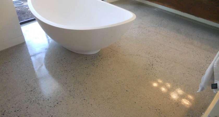 Home Concrete Polishing Maintaining Polished Marble