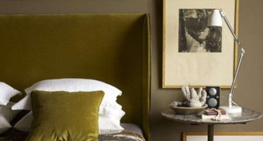 Home Cor Color Trend Olive Green Decor Ideas