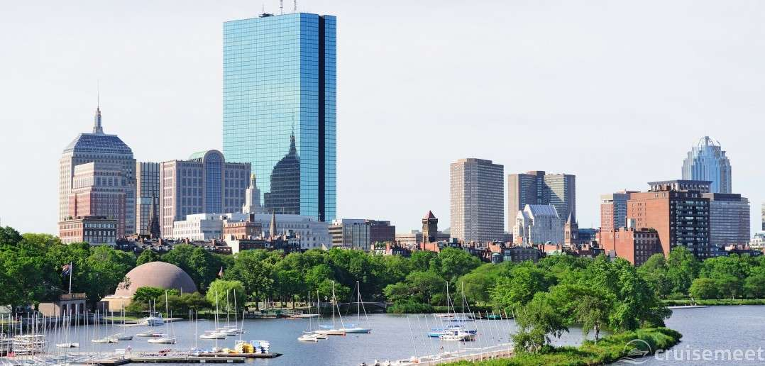 Home Cruise Destinations Usa Boston