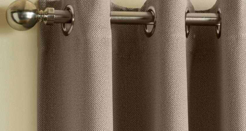 Home Curtains Blackout Byron Ready Made Eyelet