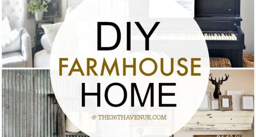 Home Decor Diy Projects Farmhouse Design Avenue