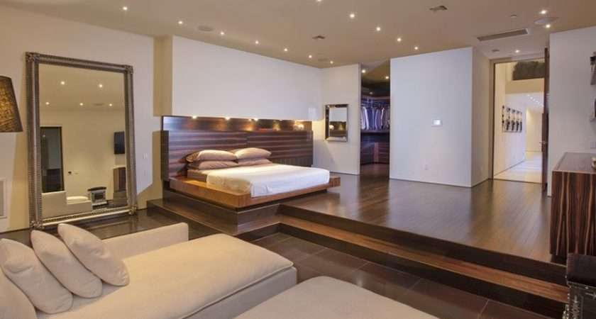 Home Design Beautiful Modern Style Master Bedroom Contemporary Luxury