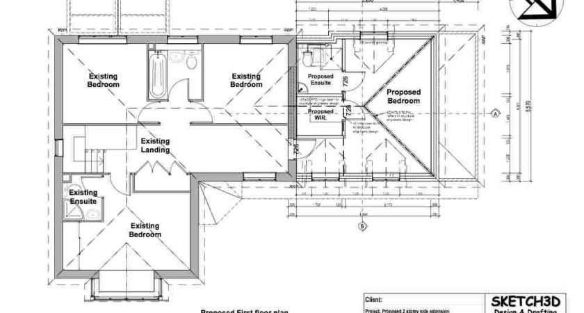 Home Design Ideas Extension Plans