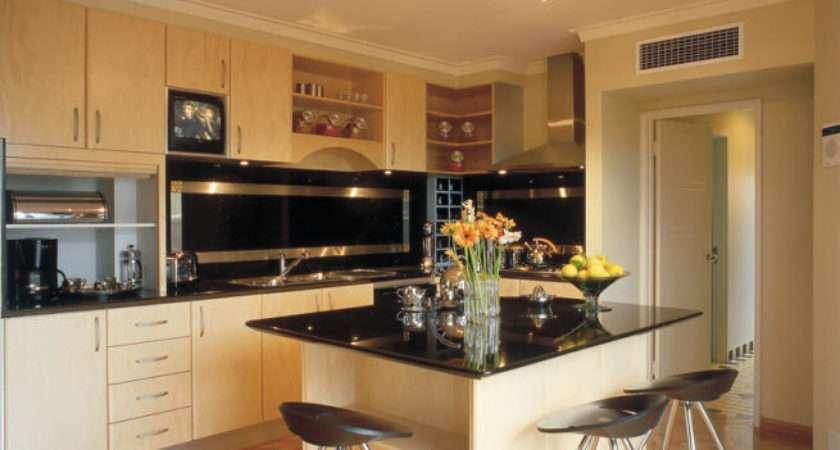Home Design Interior Modern Kitchen