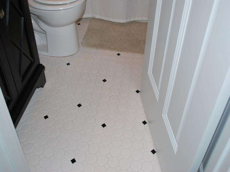 Home Design Tile Designs Bathroom Floors Insert Decorative