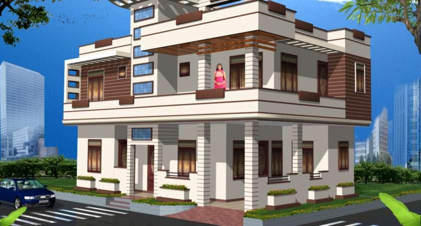Home Designs House Exterior Decor
