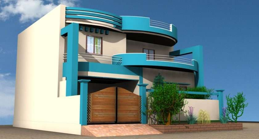 Home Designs Latest Modern Homes Exterior Front Ideas