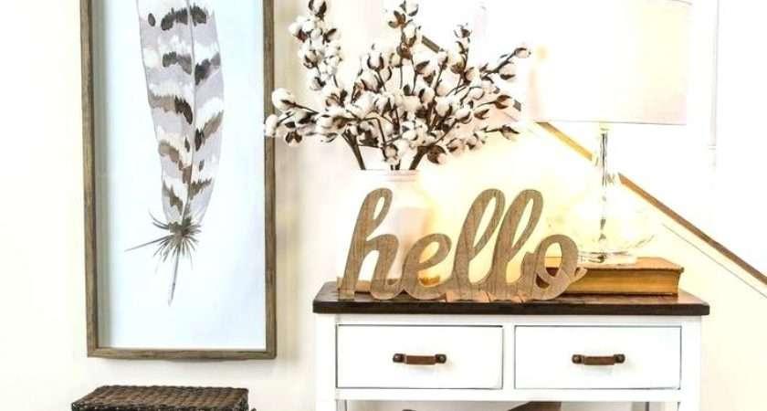 Home Entrance Decor Decorating Ideas