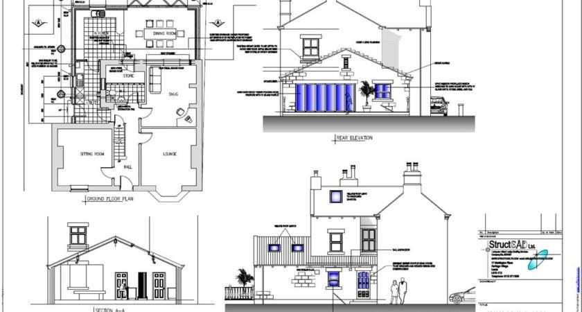 Home Extension Plans Design