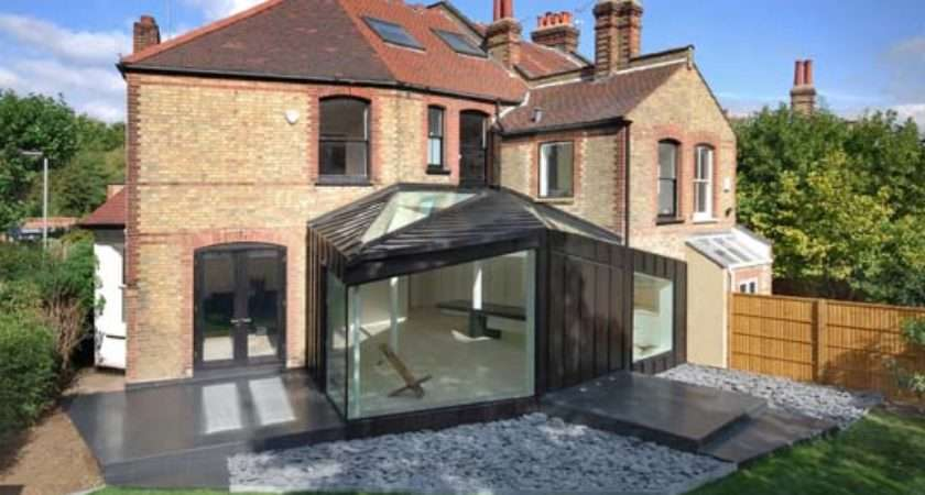 Home Extensions Project London Inspired Existing