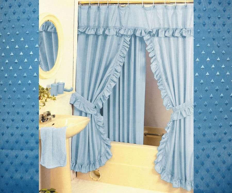 Home Furniture Diy Bath Shower Curtains