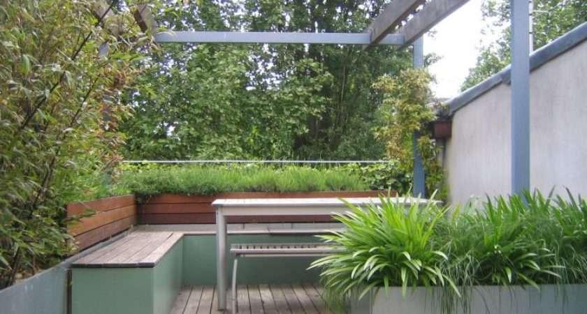 Small Roof Garden home galium garden services current projects - lentine marine | #43143