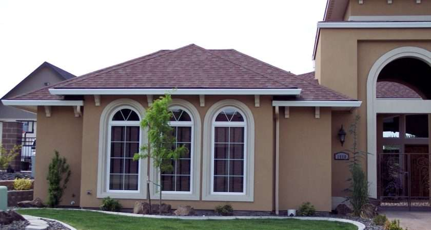 Home Has Good Body Trim Roof Color Combination