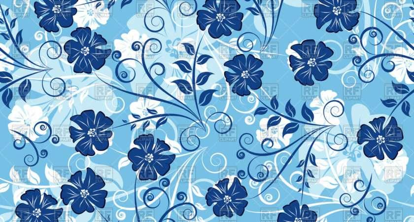 Home Ideas Basement Gray Blue Floral Light