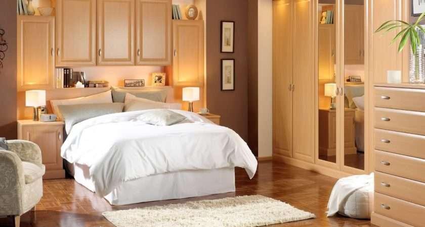 Home Interior Design Modern Romantic Bedroom