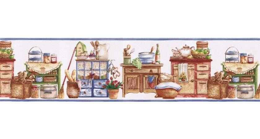 Home Kitchen Border