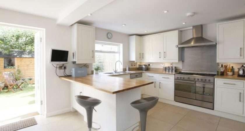 Home Kitchen Diner Design Ideas